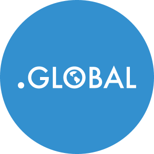 Logo der TLD .global